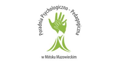 Logo poradni psychologiczno-pedagogicznej w Mińsku Mazowieckim
